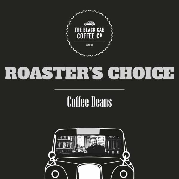 Coffee Beans Roaster's choice