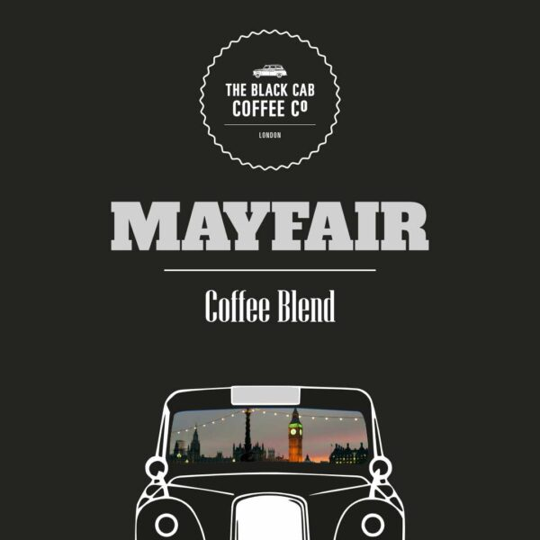Speciality coffee blend The Mayfair