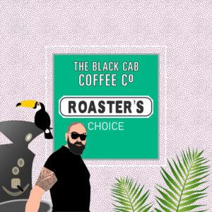 Roaster's Choice Coffee Label