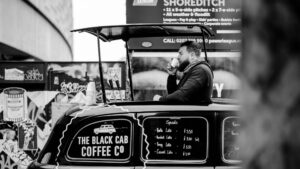 Brick Lane Coffee Cab