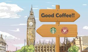 Good Coffee In London