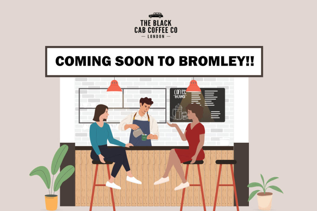 Black Cab Coffee Bromley